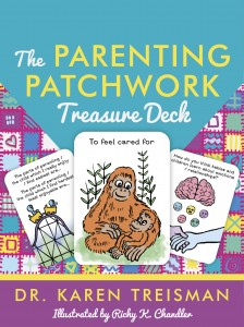 Treisman - The Parenting Patchwork Treasure Deck