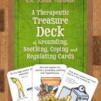 Treisman - a therapeutic treasure deck of grounding 9781785925290