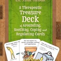 Treisman - a therapeutic treasure deck of grounding 9781785925290